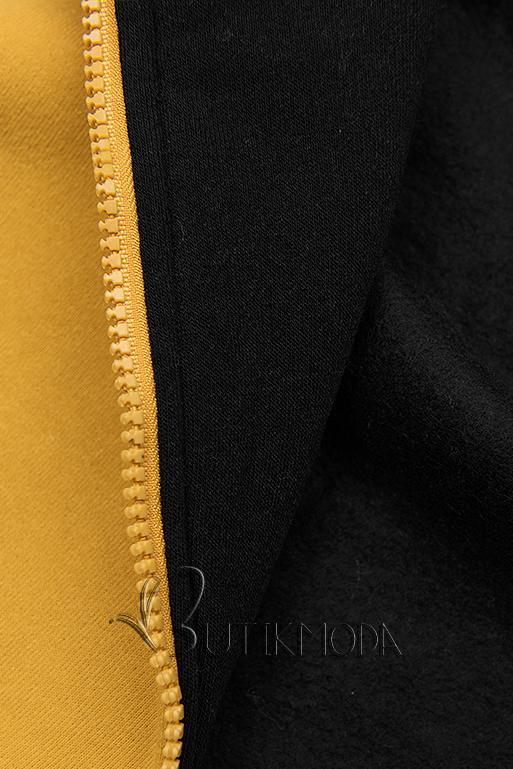 Freizeitanzug gelb/schwarz